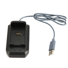USB Battery Charger Rechargeable 4800mah Battery Charging Kit For Xbox 360 Controller