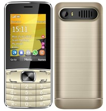 H-Mobile T3 Phone with Dual SIM Card Bluetooth Flashlight MP3 MP4 FM Camera2.8 inch CheapPhone (Can add Russian Keyboard)