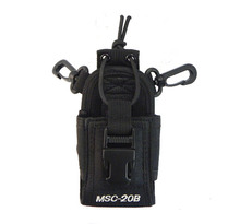 10pcs MSC-20B CB Radio Case Pouch for Walkie Talkie Ham Radio Baofeng Accessories UV 5R UV 82 For Yaesu Midland Uniden Cobra