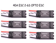 Readytosky 40A ESC OPTO 2-6S similar quality as Hobbywing XRotor 40A for F450 S500 4-axis Quadcopter