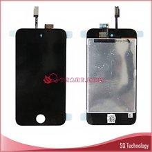 20pcs/lot LCD Screen with Touch Screen Digitizer for iPod Touch 4 4th Gen full set free shipping by DHL UPS(China)