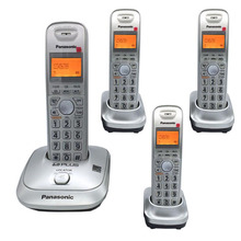 English Language DECT 6.0 Plus 1.9 천헤르쯔 Digital Cordless 폰 콜 ID 핸즈프리 DEL 무선 홈 Telephone 대 한 Office Bussiness(China)