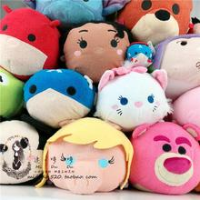 1pcs/lot 30cm TSUM TUSM hold Pillow Soft Stuff Plush Toys TSUM TSUM Plush Toys Stuffed Cartoon hold Pillow for Christmas Gift