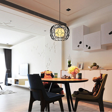 Newly Modern Simple Nordic Double-colors LED Iron Chandelier For Living Room Restaurant Corridor Balcony Bedroom Lights E27
