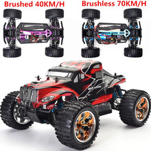 Original HSP 94111 RC Racing Car 4wd 1/10 Scale Off Road Monster Truck 94111PRO Remote Control Car Electric Power Car(China)