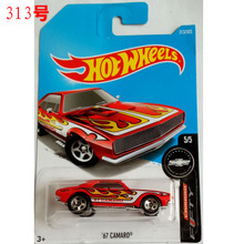 New Arrivals 2017 N Hot Wheels 1:64 67th camaro Metal Diecast Car Models Collection Kids Toys Vehicle For Children(China)