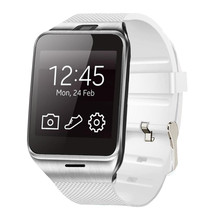Free Shipping GV18 Smart Watch Bluetooth SmartWatch 1.3MP Cam Sync Call SMS for Samsung XiaoMi HTC Android