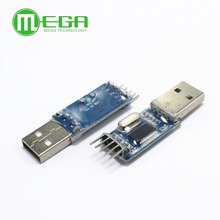 G305 20pcs pl2303 module USB to TTL /USB-TTL / 9 upgrade board / STC microcontroller programmer PL2303HX chip Special promotions(China)