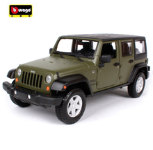 Maisto New 1:24 2015 Jeep Wrangler Jeep Cross Country Car SUV Diecast Model Car Toy For Kids Gifts New In Box Free Shipping(China)