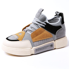 New Trend Running Shoes Mens Sneakers Breathable Air Mesh Shoes Outdoor Jogging Walking Athletic Shoes Men Sport Shoe 15D50