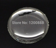 "77PCs Clear Round Epoxy Domes Resin Stickers Cabochon 20mm(3/4"") 4Q188"