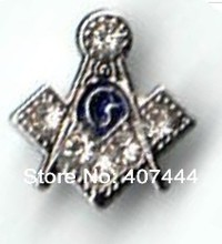 20PCS/LOT Wholesales Buy Free Shipping YGK JEWELRY US New Hot Sales Men' Fashion Masonic Mason Freemasn Pins