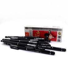 12pcs Lucky Star Examination Gel Pen Rollerball Pens Material Escolar for Office and School Supplies Stationery Free Shipping(China)