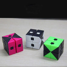 Buy Helen115 Infinity Cube Stress Relief Fidget Anti Anxiety Stress Funny EDC Toy for $1.34 in AliExpress store