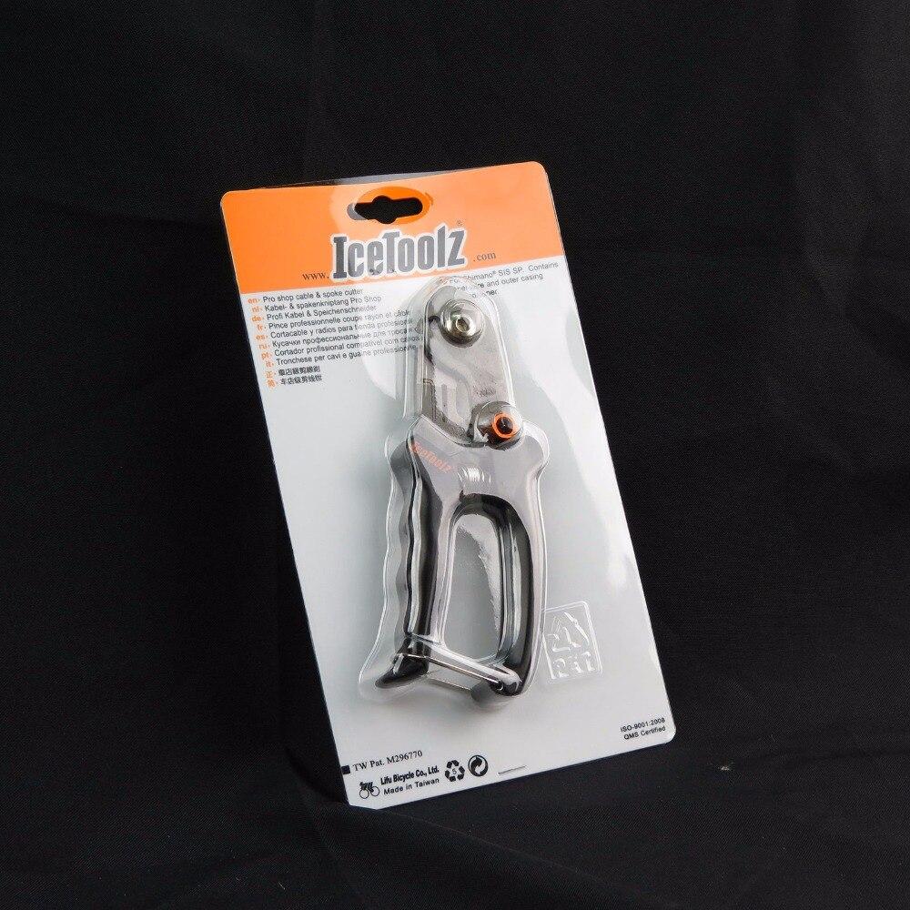 IceToolz Pro-shop Câble et parle Cutter