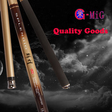 QindMig Ultralight High Quality Carbon Fiber Stream Rod Hand Carp Fishing Rod Lake Pole Telescopic Fishing Rod Tackle