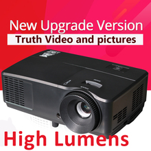 Professional 7000 Lumens DLP Daytime Projector For Education/Meeting/Home Theater Application