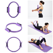2017 Brand New Yoga Pilates Ring Pilates Anillo Magic Circle Wrap Slimming Body Building Fitness Circle Yoga Accessories
