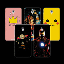 "Colored Paintings Soft Tpu Silicon Ample Case ZTE Blade A510 BA510 5.0"" Cover Fashion Painted ZTE A510 Fundas Capa"