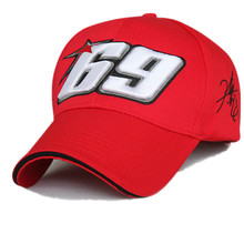 High Quality Embroidery Moto Gp Snapback Cap Locomotive cap 69 Racing Caps Leisure Outdoor Sports Hat Baseball Caps Sun caps