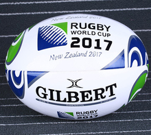 Durable Standard American Football Ball New Zealand Rugby Ball PU Size 5 Beach Rugby Ball American Rugby Sports Match Training(China)