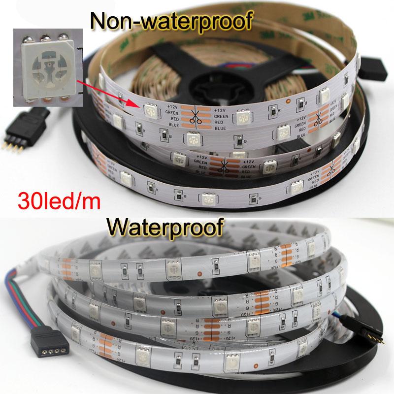 150led 5050 RGB led strip 2