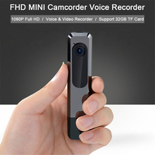 IDV Mini Camera C181 Charing & Uninterrupted Recording Pen 1080P Full HD Mini DV Sport Camcorder Voice Video Recorder(China)