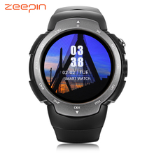 Blitz MTK6580 Quad Core 1.3GHz 512MB RAM 4GB ROM 3G Wifi Smartwatch Phone Heart Rate Tracker Support Android OS 2.0MP Camera