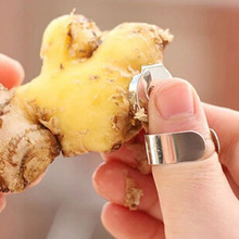 Creative Garlic Peeler stainless steel Wise Garlic Ginger Peeler Cooker Kitchen Fruit Vegetable Tools Accessories