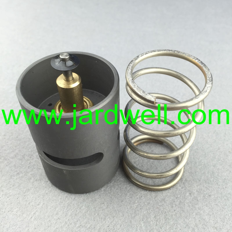 Thermal valve Outer Dia.*Height:45*61(mm) with opening temperature 75 degree centigrade <br>