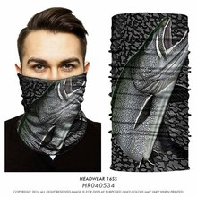 YueLei Scarf Black Headband Unisex Magic Scarves Seamless Skull UV Protection Fabric Scarf 2017New Style Hi-Q(high quality)