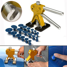 Buy Hot Sale Dent Lifter-Glue Puller Tab Hail Removal Paintless Dent Repair Tools 18PCs Supper Glue Tabs for $25.34 in AliExpress store
