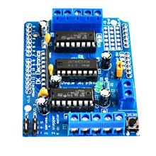 L293D Motor Drive Shield dual for arduino Duemilanove, Motor drive expansion board