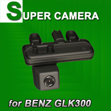 CCD car rear view back up camera car parking reverse rear view camera for Mercedes BENZ GLK300 B200 B180  waterproof