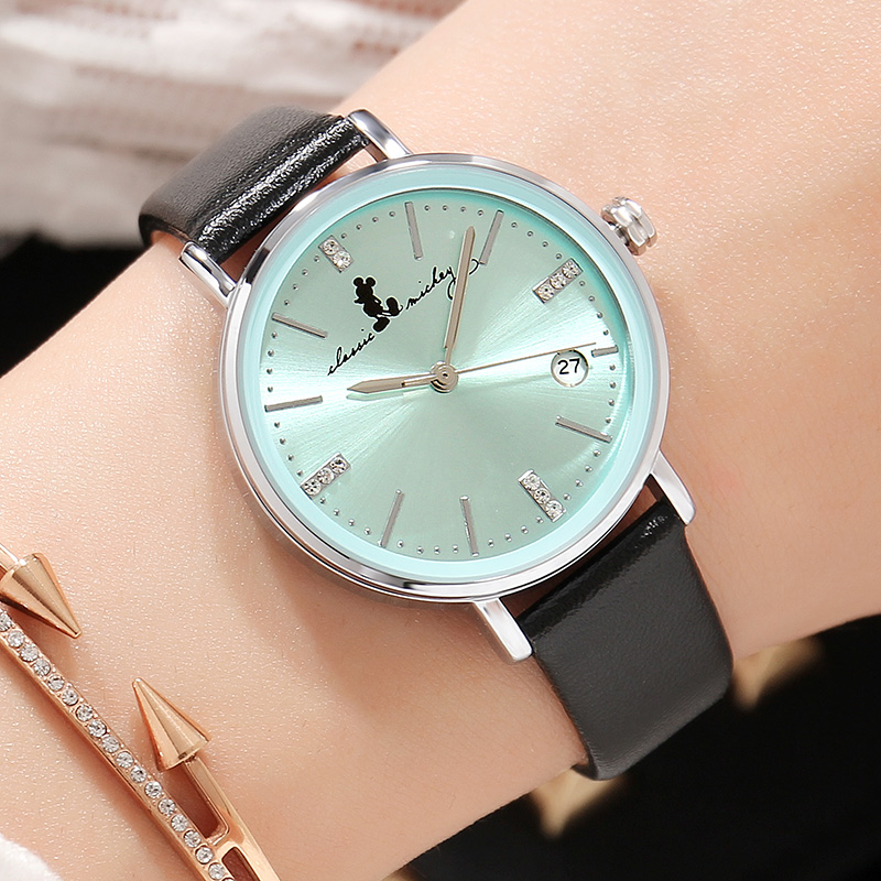 New Fashion Watches Women Top Brand Luxury Famous Quartz Wrist Watches for Woman Calendar Date Ladies Dress Watch Female Hodinky<br>