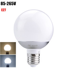LED Lamp E27 85-265V Modern Bulb 5W 6W 8W 10W Bombillas Diode Lamps LED the LEDs Ampoule Bulb Energy Saving Lights for House(China)