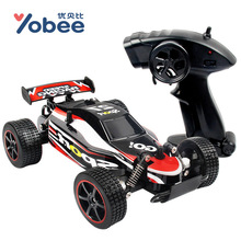 Yobee 1:20 2.4GHZ 2WD Remote Control Drift Car RC Cars Racing Machine Drive High Speed Electric Kids Toys include Charge Battery(China)