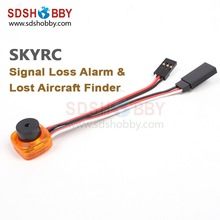 SKYRC Signal Loss Alarm & Lost Aircraft Finder Tracker Buzzer SK-600073 for RC Helicopter Airplane