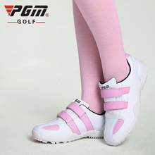 PGM brand golf ball shoes sports women's shoes with velcro shoes lace delicate super waterproof