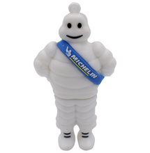 100% real capacity 4GB 8GB 16GB 32GB 64GB Cartoon sitting Michelin lovely USB Flash USB Flash Drives Pendrive USB Memory