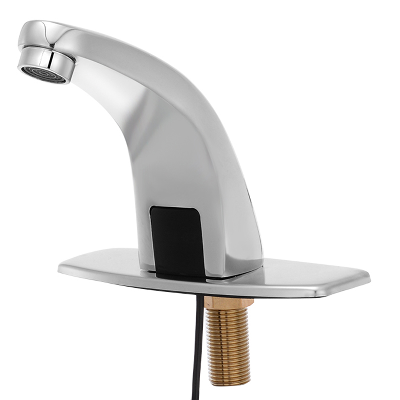 Mayitr Automatic Sensor Basin Faucets Bathroom Sink Faucet Cold