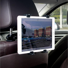 Car Back Seat Headrest Mount Holder For iPad 2 3/4 Air 5 Air 6 ipad mini 1/2/3 AIR Tablet for SAMSUNG Tablet PC Stands Car