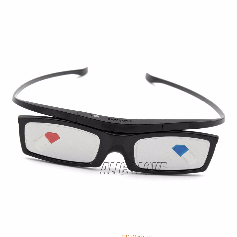 2017 New Bluetooth 3D Shutter Active Glasses replace Samsung SSG-5100GB 3DTVs Universal TV cardboard Free Shipping(China (Mainland))