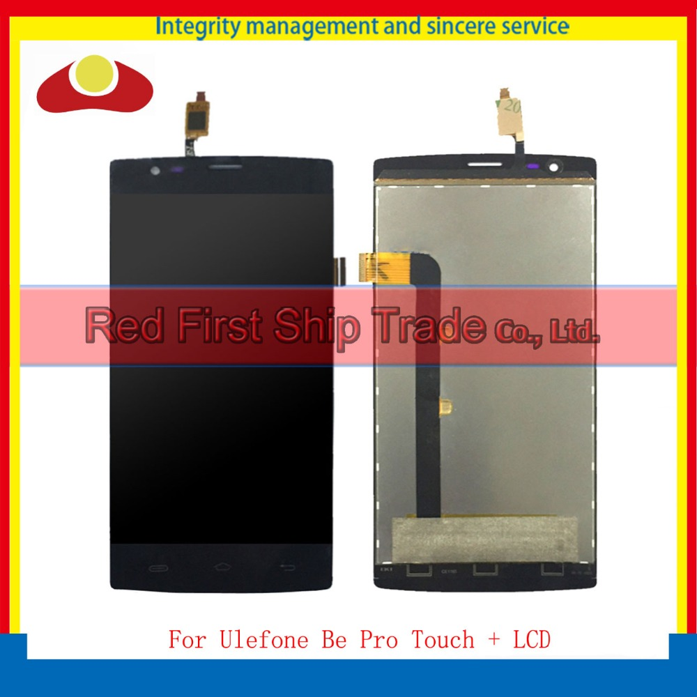 High Quality 5.5 For Ulefone Be Pro Full LCD Display Touch Screen Assembly LCD Digitizer Glass Panel Replacement Free Shipping<br>