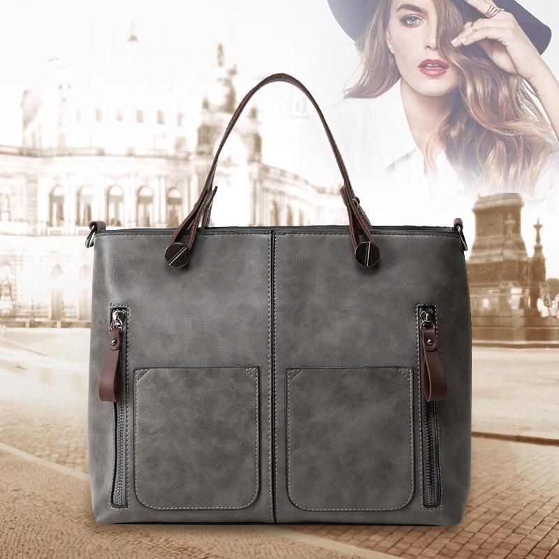 2017 New Fashion Korea Women Single Shoulder Bag, Women Leather Handbags PU Tote Bag Womens Handbags Shoulder bolsos bandolera <br><br>Aliexpress