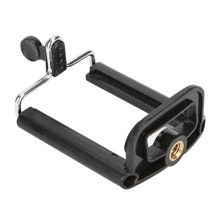 Portable Cell Phone Tripod Clip Holder Mount Bracket Adapter Tripod Mount For Mobile Phone