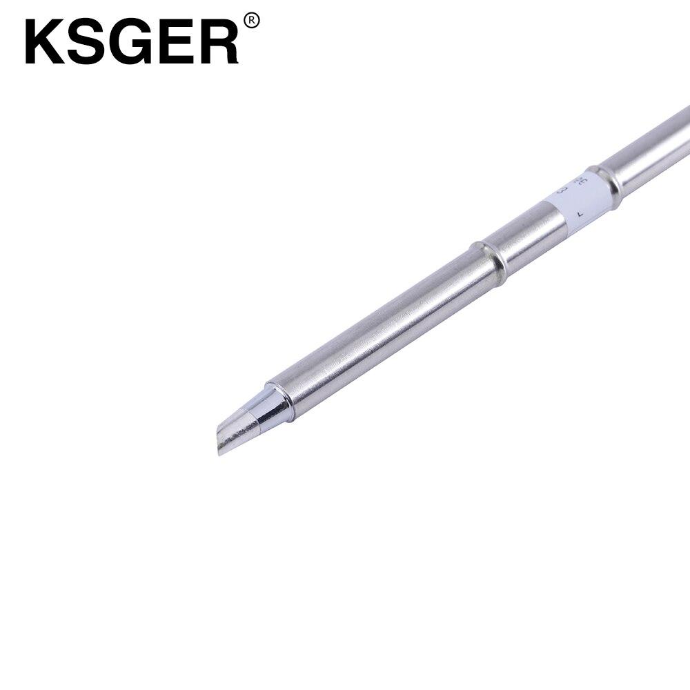 Details about  /4pcs T12 Series Solder Iron Tips T12-K T12-B T12-BC2 T12-D24 Welding Repair Tool