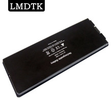 "LMDTK White 55Wh laptop Battery for Apple MacBook 13"" A1185 A1181 MA561 MA561FE/A MA561G/A MA254, Free Shipping"