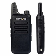 2 pcs Retevis RT22 Professional Walkie Talkies Set Walk Talk 2W 16CH UHF VOX 2 Way Radios Comunicador Amateur Radio Station Walky Talky(China)