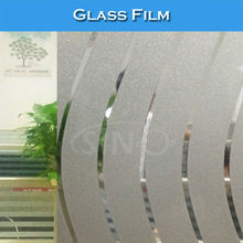 BL07 Paypal Payment Waterproof Decorative 3D Glass Window Stickers